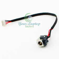 NEW TOSHIBA SATELLITE C675 C675D C675-S7200 DC POWER JACK HARNESS CABLE PLUG IN