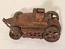 Arcade Cast Iron Toy Tank WWI Large 8 inches Hubley