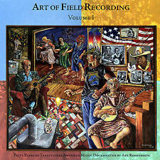Art Of Field Recording-Volume 1  Deluxe 4 CD Box Set Bluegrass/Gospel New/Sealed