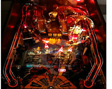 Stern Spiderman Pinball Red Light Wire Mod