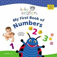 Baby Einstein: My First Book of Numbers Disney Book Group, Board book