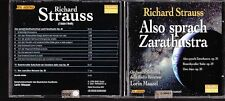 CD 1147 RICHARD STRAUSS ALSO SPRACH ZARATHUSTRA