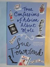 True Confessions of Adrian Mole by Sue Townsend (2003, Paperback), very good