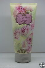 VINTAGE BLOOM For Women 6.0 oz Body Lotion By JESSICA SIMPSON  (Unboxed)
