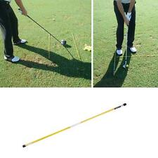 Golf Alignment Sticks & Great Putting Aid! Tour Swing Training Practice Aids