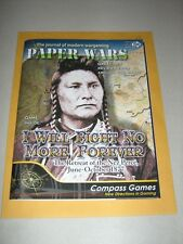 I Will Fight No More Forever: Retreat of the Nez Perce June-October 1877 (New)