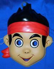 Jake and The Never Land Pirates Mask, Life Like Mask - Famous Cartoon Character.