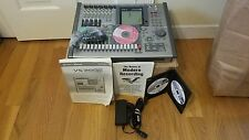 ROLAND VS-2000CD V2.0 DIGITIAL AUDIO WORKSTATIION W/VS8F-2 VGA DVD MANUAL MOUSE