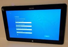 """Samsung ATIV Smart PC 500T 64GB 11.6"""" S-Pen Tablet XE500T1C-A04US Cracked Screen"""