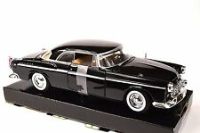 CHRYSLER C300 1955 BLACK MOTORMAX 73302 1:24 DIECAST OPENING PARTS