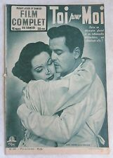 FILM COMPLET N° 445 TOI POUR MOI PETER LAWFORD JANE GREER PAULA CORDAY VALENTINO