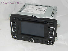 VW RNS 315 Navigation GPS Aux Sat Bluetooth Part # 1K0 035 274B code included