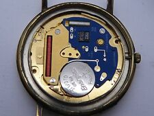 Vintage Men's Hamilton 7j Masterpiece ETA 955.112 Quartz Movement