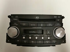 Acura Autoradio Radio 6-Disc-CD Player Sterero Dolby DVD Surround # 39100-SEP