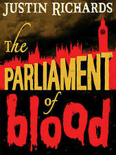 The Parliament of Blood,Richards, Justin,New Book mon0000023601