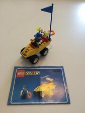 Vintage Lego Set # 6437 Beach Buggy 100% Complete with Instructions