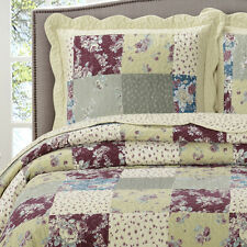 Tania King / Calking Size Oversized Coverlet 3 PC Luxury Microfiber Wrinkle Free