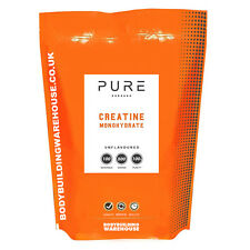 500G CREATINE MONOHYDRATE POWDER ULTRA PURE FROM BODYBUILDING WAREHOUSE