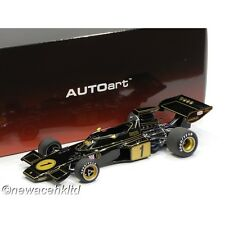 LOTUS 72E 1973 EMERSON FITTIPALDI #1 AUTOART MODEL 1/18 #87327