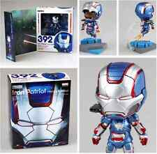 Hero's Iron Man Edition Nendoroid Series Avengers  Mark 7 Action Figure