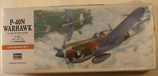 USA Curtiss P-40 N Warhawk,1/72 scale fighter Airplane Model Kit