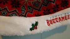 Forever Collectibles NFL TAMPA BAY BUCCANEERS SANTA HAT