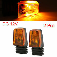 Light Turn Signal Indicator Lamp Motorcycle DC 12V Amber
