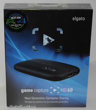 Elgato Game Capture HD60 1080p 60 Fps registro de HD Totalmente Nuevo Sellado