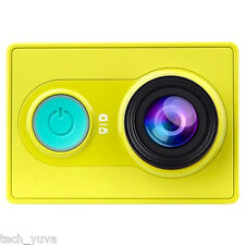 Xiaomi Yi Sports Action Camera | 16MP | 1080P | 155° wide angle | WiFi | GREEN |