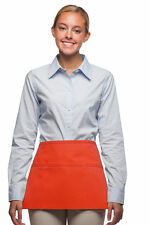 Daystar Apparel 1 Style 100R three pocket reversible waist apron ~ Made in USA