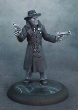 Stone Deadlands Noir Reaper Miniatures Savage Worlds Lawman Ranged Pulp Modern
