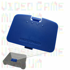 LOT OF 5 NEW PIKACHU BLUE Replacement Cover Nintendo 64 Expansion Pak Lid N64