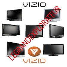 Ultimate VIZIO  TV LCD PLASMA LED Repair Service Manuals (PDFs manual s on  DVD)