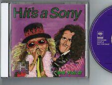 Hit's a Sony '98 vol.2 AEROSMITH cover JAPAN PROMO-ONLY CD XDCS93308 Metallica