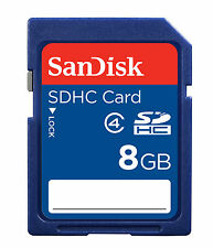 Genuine SanDisk 8gb SD Card SDHC SDXC Memory Card Class 4 8 GB Digital Cameras