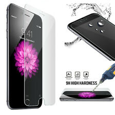 100% Genuine Tempered Glass Screen Protector Protection For iPhone 6s Plus 5.5""