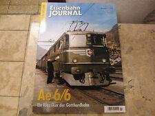 Ae 6/ 6 SBB Ellok Schweizer Elektrolokomotive Ein Klassiker der Gotthardbahn 6/6