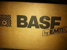 BASF SM 911 top reel to reel tapes , one box 20 new in box , 4/1 inch
