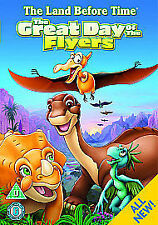 THE LAND BEFORE TIME GREAT DAY OF THE FLYERS DVD KIDS