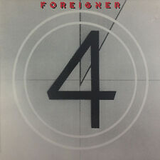 "12"" LP-Foreigner - 4-k2661-washed & cleaned"