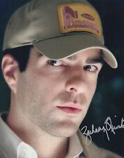 ZACHARY QUINTO HEROES SYLAR  SIGNED 8X10 COLOR PHOTO AUTOGRAPH