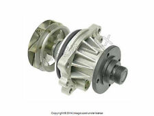 BMW E34 E36 E39 GRAF German Water Pump METAL impeller + 1 year Warranty