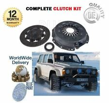 FOR NISSAN PATROL 260 Y60 RD28T ENGINES 2.8TD 2826cc NEW CLUTCH KIT COMPLETE