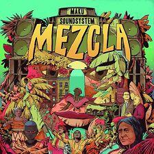 M.A.K.U.SOUNDSYSTEM - MEZCLA +MP3  VINYL LP + MP3 NEU