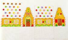 SO ~  Skittles & Lime Slice Gingerbread House HP Needlepoint Canvas S.Roberts