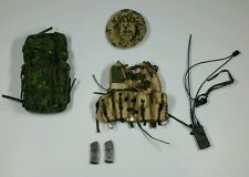 Armoury 1/6 *RARE* German Tropentarn Uniform & Equipment Set B.