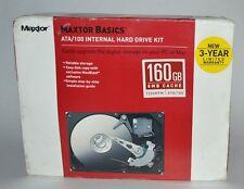 Maxtor Basics 7200rpm ATA/100 160 GB Internal Hard Drive Kit