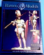 o Romeo Models 54 mm - Guerriero Italico (IV secolo a.C.)
