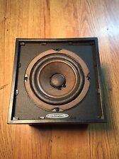 Auratone 5C Reference Monitor One (1) Studio Speaker Vintage Passive Sound 2/2