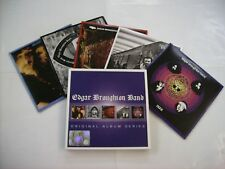 EDGAR BROUGHTON BAND - ORIGINAL ALBUM SERIES - 5CD BOXSET NEW UNPLAYED 2014